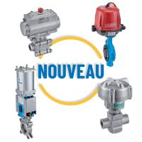 Series 50 - Motorized valves