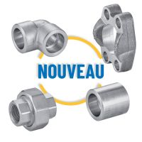 Series 53 - 3000 lbs fittings