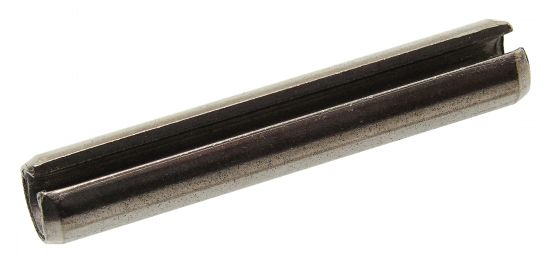 Spring type straight pin - stainless steel a2 - din 1481 - iso 8752 inox a1 - din 1481 - iso 8752
