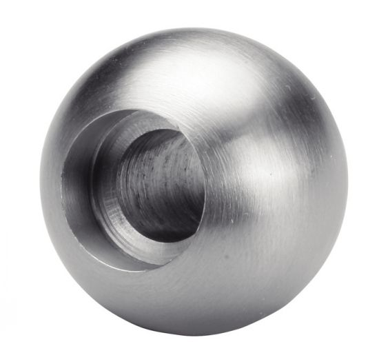 Polished ball for domehead terminal - stainless steel a4 inox a4
