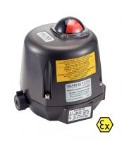 Actionneur électrique 90° ATEX - IP68 Failsafe