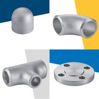 Piping accessories to weld and flanges